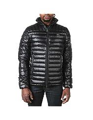 66 North - Vatnajökull 800 Jacket - Down jacket - size: s, black