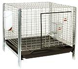 Little-Giant-Farm-Ag-Miller-Manufacturing-RHCK1-Complete-Rabbit-Hutch-Kit