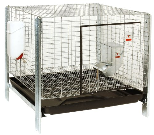 Little-Giant-Farm-Ag-Miller-Manufacturing-RHCK1-Complete-Rabbit-Hutch-Kit