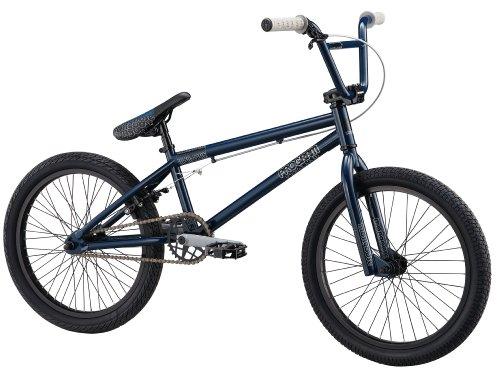 Mongoose Program BMX/Jump Bike - 20-Inch Wheels (Blue)