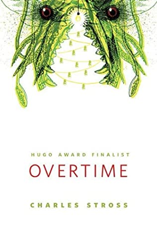 book cover of Overtime