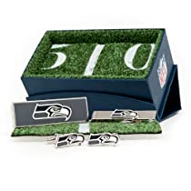 NFL Seattle Seahawks 3-Piece Gift Set