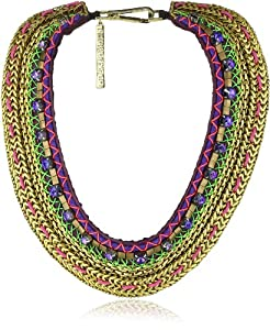 """Fiona Paxton """"AFRICAN SUSHI"""" Shiko Necklace"""