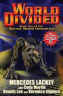 World Divided: Book Two Of The Secret World Chronicle (The Secret World Chronicles)