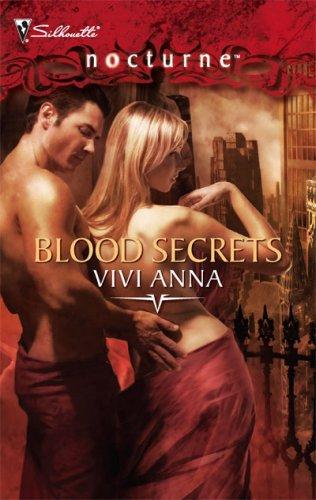 Image of Blood Secrets (Silhouette Nocturne)