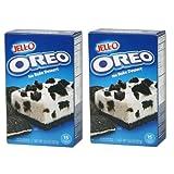 ジェロー ノー・ベイク オレオケーキミックス 2箱セット Jell-O No Bake Oreo Dessert Mix 並行輸入品 ランキングお取り寄せ