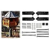8 Foot Octagon Treehouse Kit