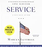 img - for Service: A Navy SEAL at War book / textbook / text book