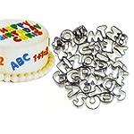 Cake Decorating / Idealeben 37 Letter...