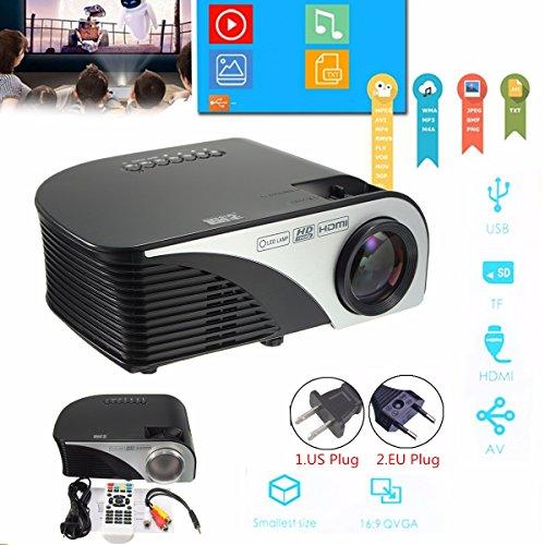 ELEGIANT-Mini-HD-Beamer-1200-lumens-LED-Beamer-Mini-HD-Multimedia-LCD-Projector-fr-Heimkino-Home-Cinema-Theater-Unterhaltung-Bildung-Ausbildung-1080P-HD-HDMI-AV-USB-VGA-SD