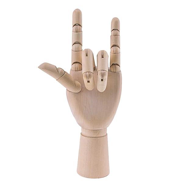 Hand Mannequin 12 Male Left