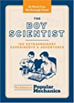The Boy Scientist: 160 Extraordinary...