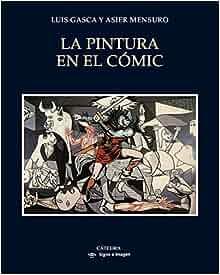 Amazon.com: La pintura en el cómic / The paint on the comic (Spanish
