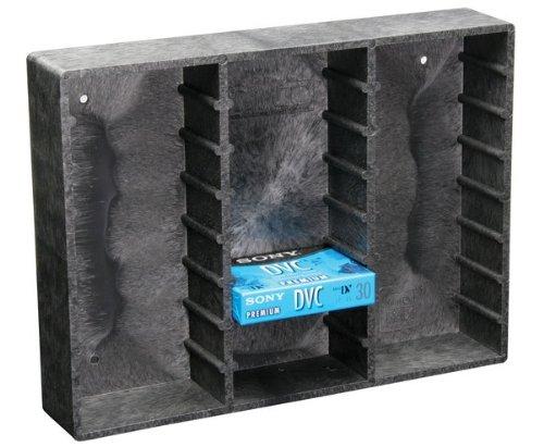 MDV-24 MiniDV Tape Storage Rack (Mini Dv Case compare prices)
