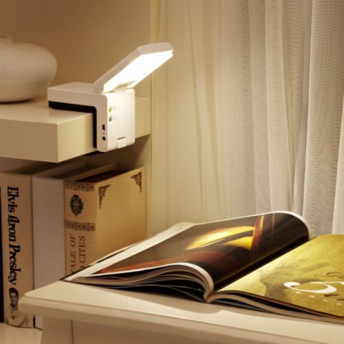 Portable Mini Led Bed Lamp Reading Desk Table Light Emergency Lighting Us