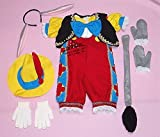 ピノキオ仮装フルセットディズニーハロウィンにも コスプレ衣装 オーダーサイズ可能 クリスマス、ハロウィン イベント仮装 コスチューム ホビー通販