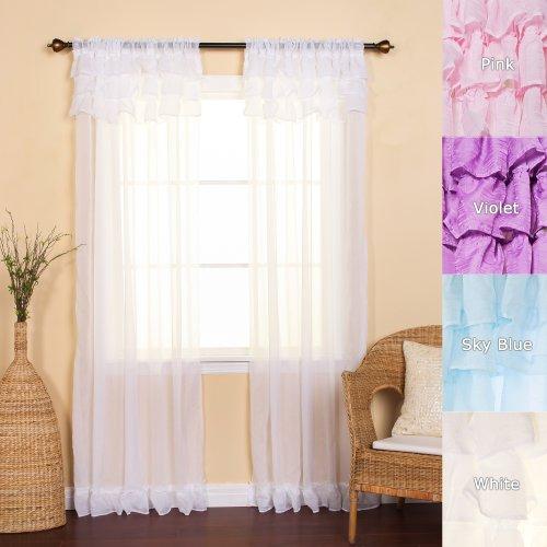 Teen Shower Curtain front-1075743