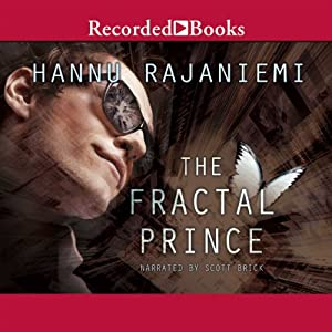 The Fractal Prince Audiobook