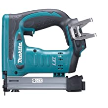 Bare-Tool Makita BST221Z 18-Volt LXT Lithium-Ion Cordless 3/8-Inch Crown Stapler (Tool Only, No Battery)