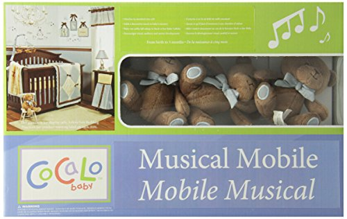 Cocalo Baby Preston Musical Mobile