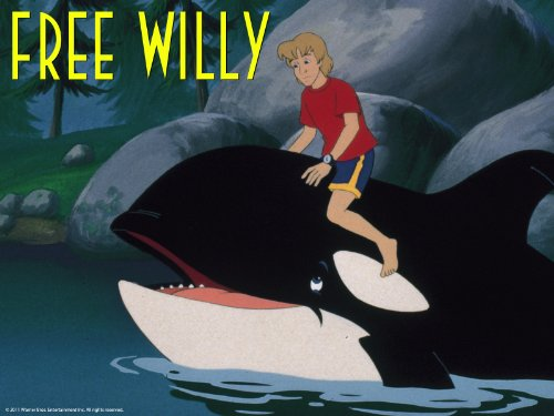 Free Willy: The Animated Series: The Complete First Season movie