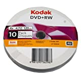 Kodak DVD+RW Shrink 10 Pack