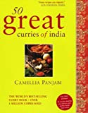 50 Great Curries of India [With CDROM] Camellia Panjabi