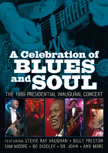 Celebration of Blues & Soul: The 1989 Presidential [DVD] [Import]