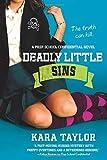 Deadly Little Sins: A Prep School Confidential Novel