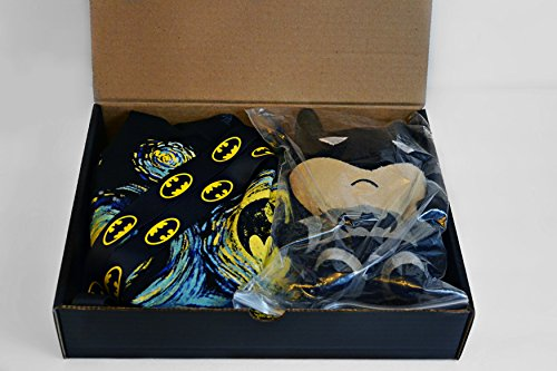 BatmanPresents Deluxe Batman Gift Box at Gotham City Store