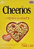 Cheerios Cereal, 8.9-Ounce Boxes (Pack of 4) [packaging may vary]