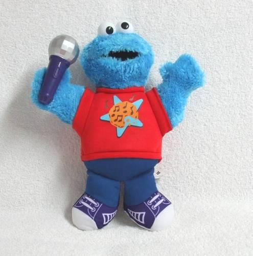 Sesame Street Let's Rock! Singin' Cookie Monster