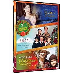 Silent Night & A Christmas Memory & Angel of Pennsylvania Ave - Holiday Triple Feature