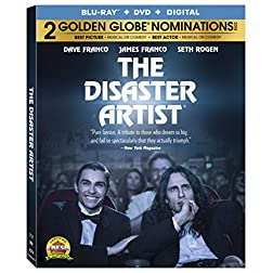 The Disaster Artist [Blu-ray]