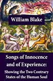 Image of Songs of Innocence and of Experience: Showing the Two Contrary States of the Human Soul (Illuminated Manuscript with the Original Illustrations of William Blake)