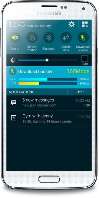 Amazon.es: Samsung Galaxy S5 - Smartphone libre Android