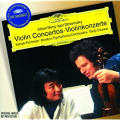 "Alban Berg: Violin Concerto ""To the Memory of an Angel"" - 2. Allegro - Adagio"
