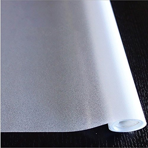 bloss pvc privacy simple opaque frosted static cling window