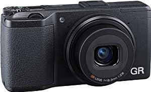RICOH デジタルカメラ GR APS-CサイズCMOSセンサー ローパスフィルタレス 175740