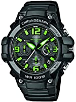 Casio Collection Men's Watch XL Analogue Display Casio Collection Resin-MCW - 100H 3AVEF