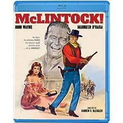 McLintock! [Blu-ray]