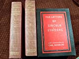 img - for Letters of Lincoln Steffens book / textbook / text book