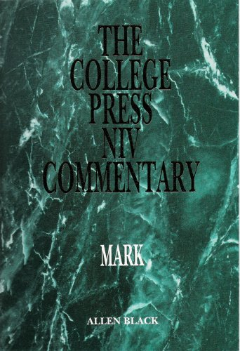 The College Press Niv Commentary Mark The College Press Niv Commentary The College Press Niv Commentary The College Press Niv Commentary The College The College Press Niv Commentary