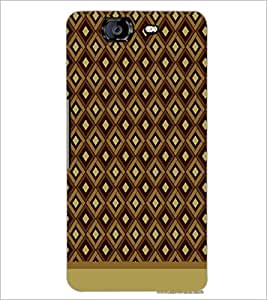 PrintDhaba Pattern D-1591 Back Case Cover for MICROMAX A350 CANVAS KNIGHT (Multi-Coloured)
