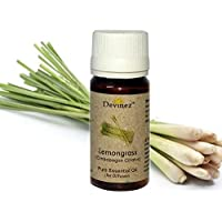 Devinez Lemongrass, Sandalwood Essential Oil For Electric Diffusers/ Tealight Diffusers/ Reed Diffusers, 15ml...