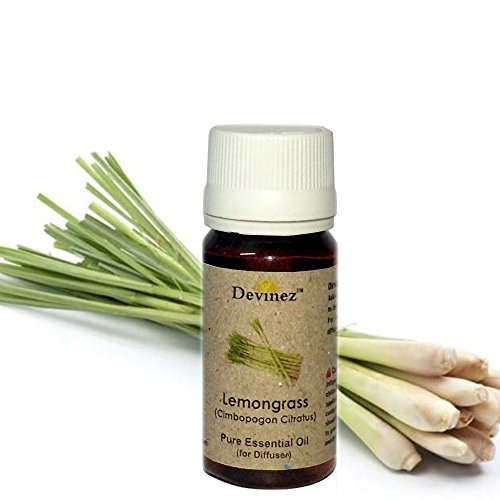 Devinez Lemongrass, Musk Essential Oil Essential Oil For Electric Diffusers/ Tealight Diffusers/ Reed Diffusers...