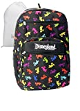 Disneyland Resort Multi-Color Mickey Silhouettes Backpack