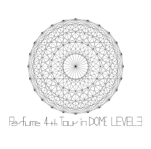 Perfume 4th Tour in DOME 「LEVEL3」 (通常盤) [DVD]