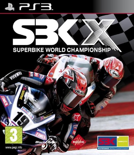 SBK X SUPERBIKE WORLD CHAMPIONSHIP [IMPORT ALLEMAND] [JEU PS3]