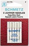 Leather Machine Needles-Size 16/100 5/Pkg